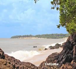 Praia de Cotijuba